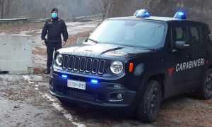 carabinieri valle mosso