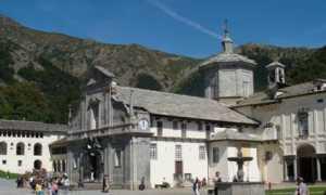 santuario oropa basilica vecchia