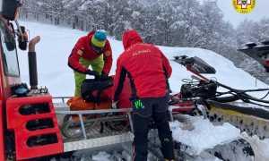 soccorso alpino neve bocchetto
