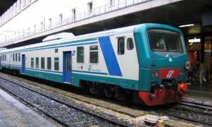 treno stazione