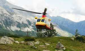 elicottero 118 gattascosa bognanco