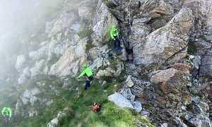 soccorso alpino monte
